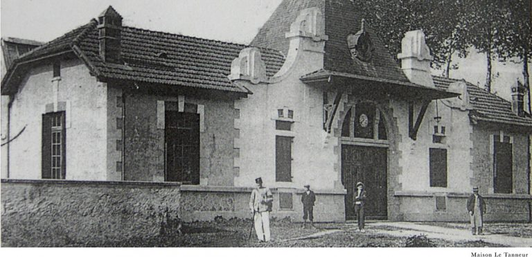 VIMOXIMEX LE TANNEUR 1898