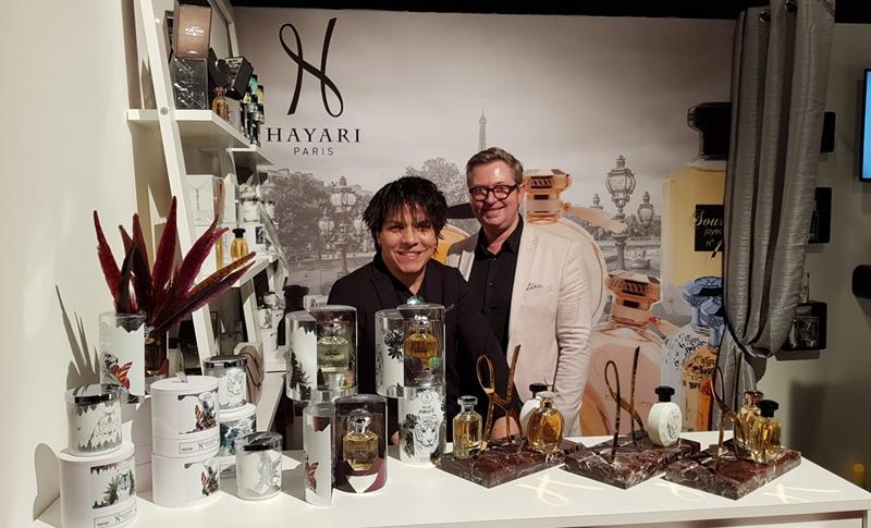vimoximex hayari parfums paris